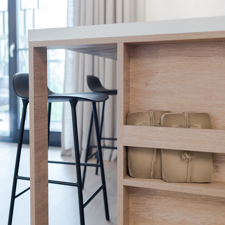 formativ. indywidualne projekty wnętrz KitchenStorage Wood Wood effect