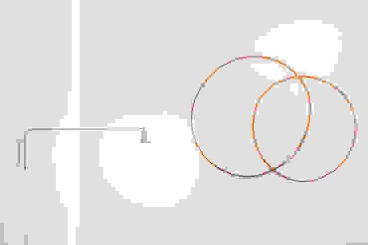 formativ. indywidualne projekty wnętrz Living roomLighting White