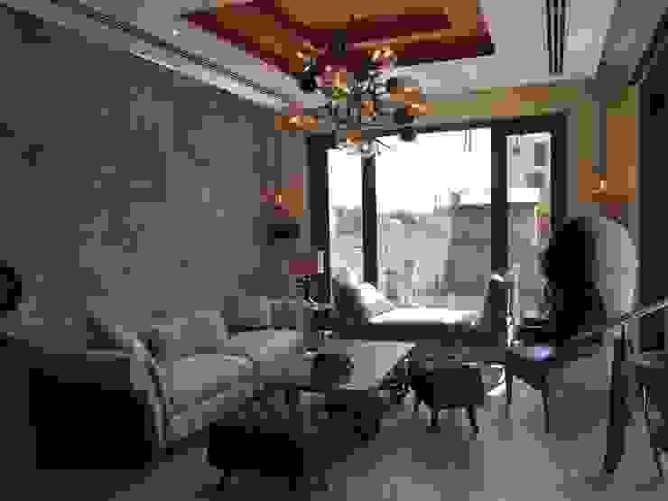 Salon moderne par Jainsons Emporio Moderne Verre