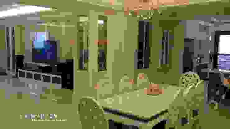 時尚奢華百坪四大房室內豪宅設計 根據 北澤川有限公司
