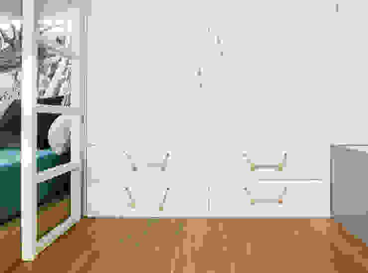 formativ. indywidualne projekty wnętrz Modern Kid's Room White