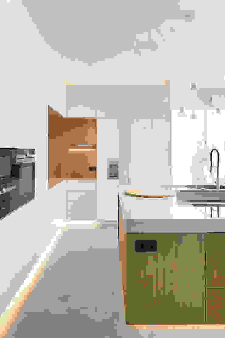 formativ. indywidualne projekty wnętrz Modern Kitchen White