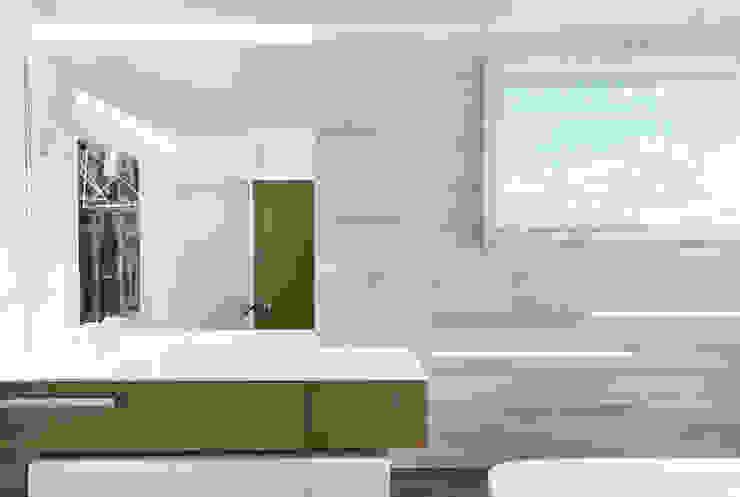 formativ. indywidualne projekty wnętrz Modern Bathroom Grey