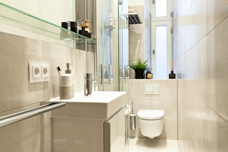 Bathroom by Banovo GmbH, Modern