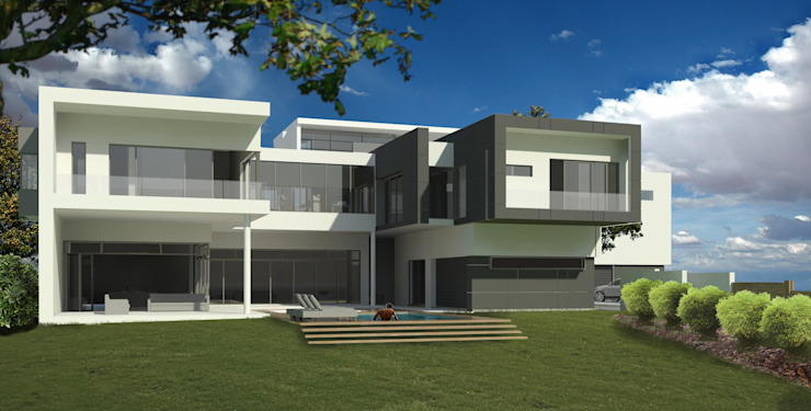 Sandhurst 2 by AVR Architects Modern
