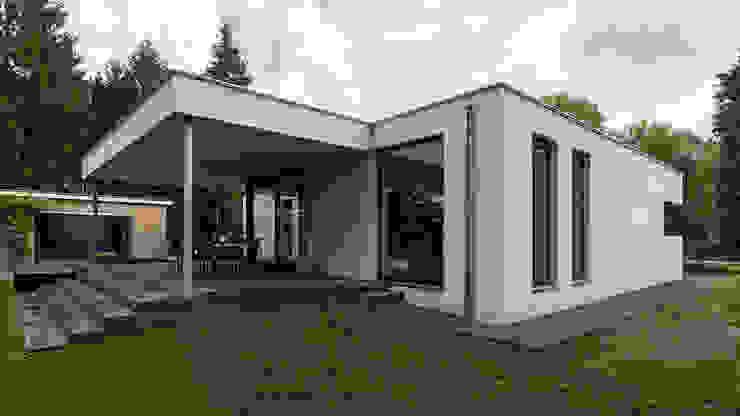 Casas modernas de CHORA architecten Moderno