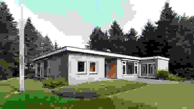 Rumah Modern Oleh CHORA architecten Modern