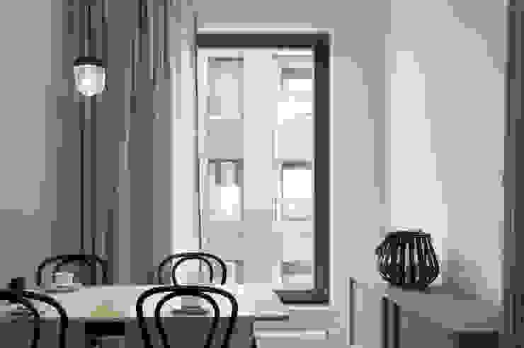 formativ. indywidualne projekty wnętrz Modern Dining Room Beige