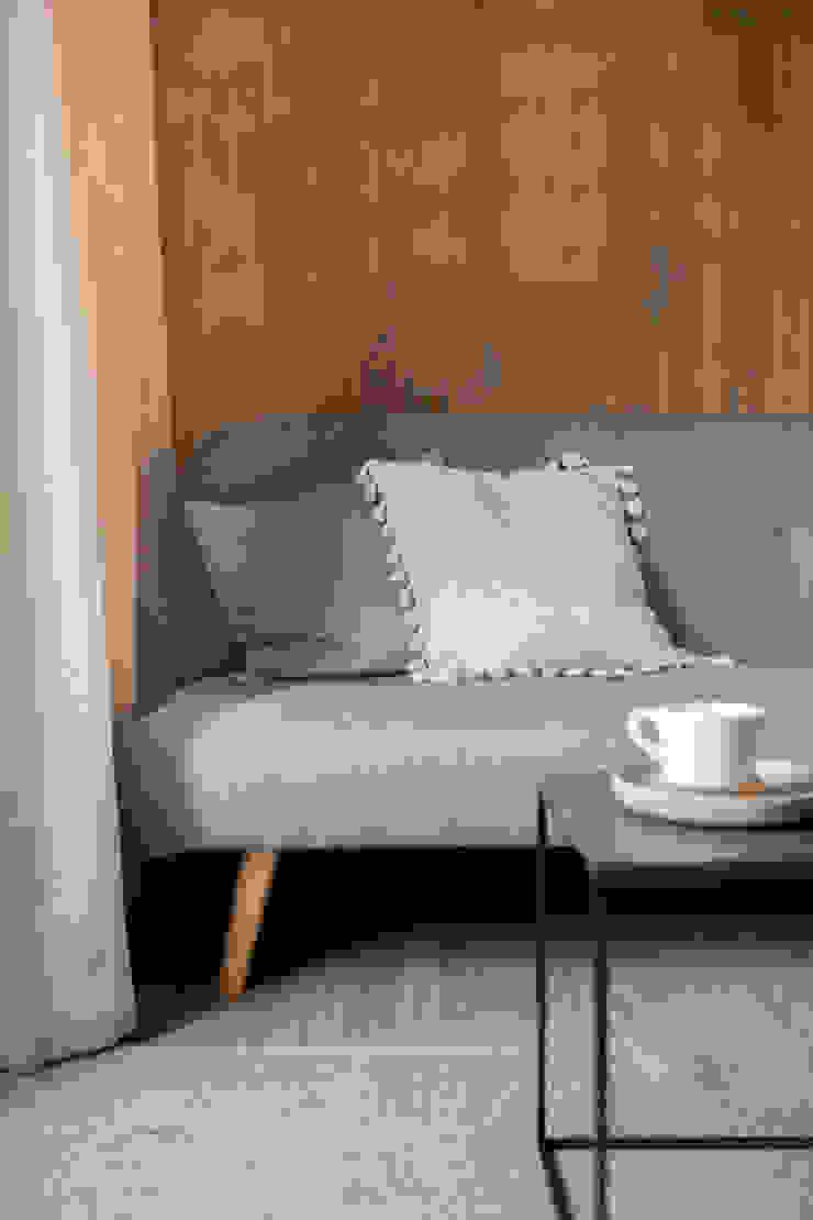 formativ. indywidualne projekty wnętrz Living room Grey