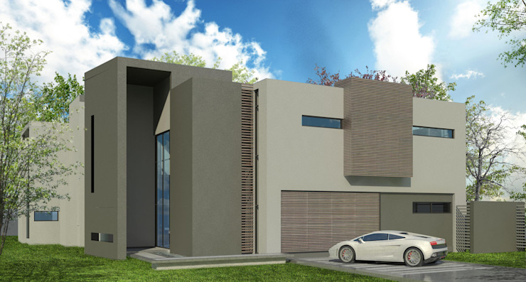 House Centurion by AVR Architects Modern