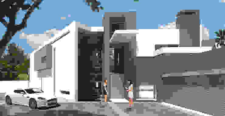House Saranton by AVR Architects Modern