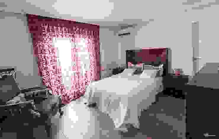 Reforma de dormitorio Torrejón por Vivienda Sana Dormitorios de estilo rústico de Vivienda Sana Rústico