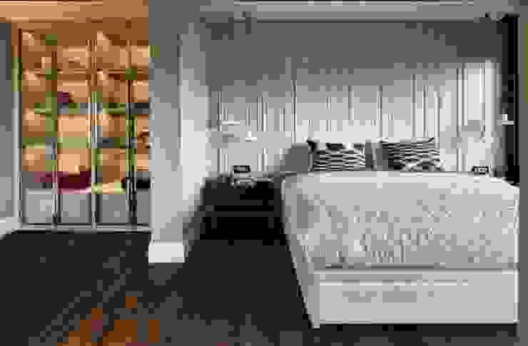 ABA HOUSE Modern style bedroom by Esra Kazmirci Mimarlik Modern MDF