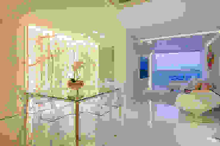 Aparatamento de Cobertura Salas de jantar modernas por Daniela Andrade Arquitetura Moderno