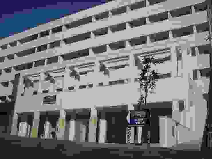Edifícios de apartamentos e lojas, Vila Nova de Gaia por José Melo Ferreira, Arquitecto Moderno Betão