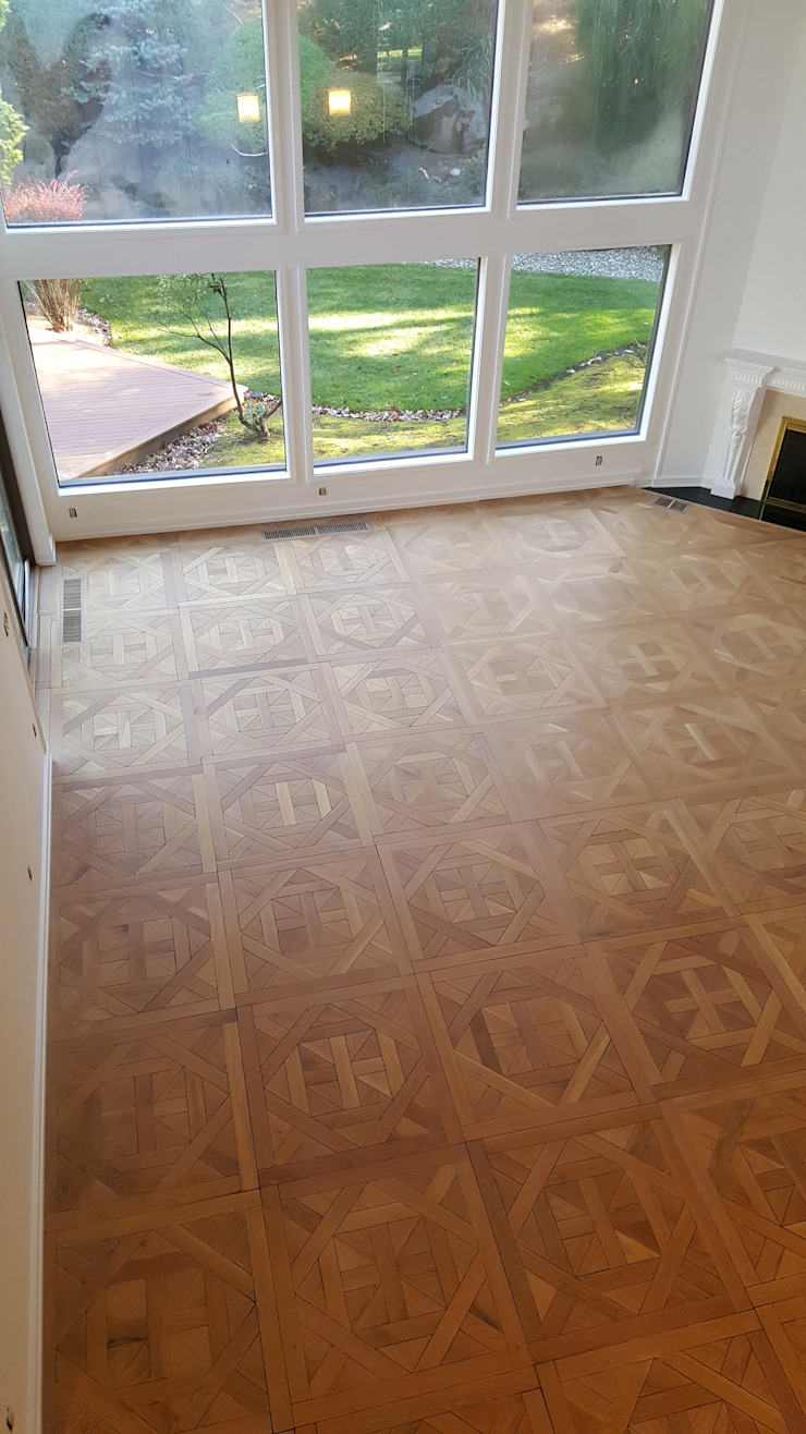 White Oak with Rubio Monocoat Natural Finish by Shine Star Flooring Classic