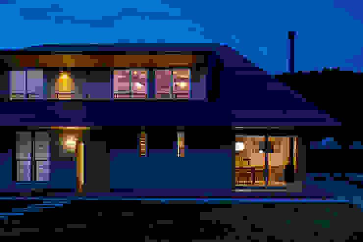 by 中山大輔建築設計事務所/Nakayama Architects 에클레틱 (Eclectic)