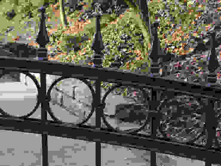 Nordzaun Front yard Iron/Steel Grey