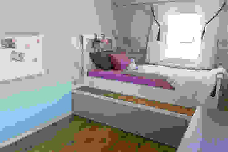 Pomp & Friends - Interior Designer Kamar tidur anak perempuan