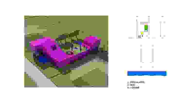 โดย Speziale Linares arquitectos โมเดิร์น