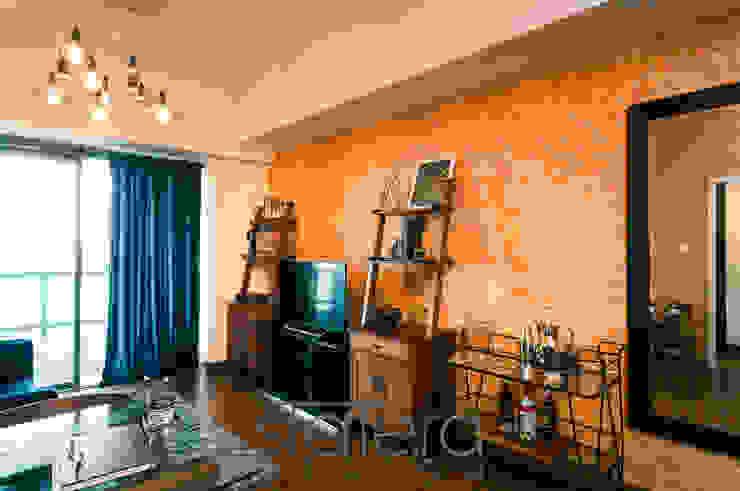 Living Area Statera Design Living room