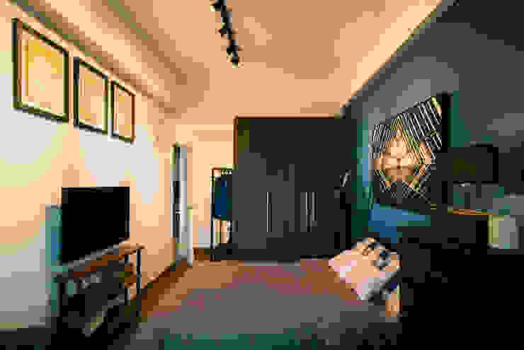 Beedroom - 2 Statera Design Rustic style bedroom