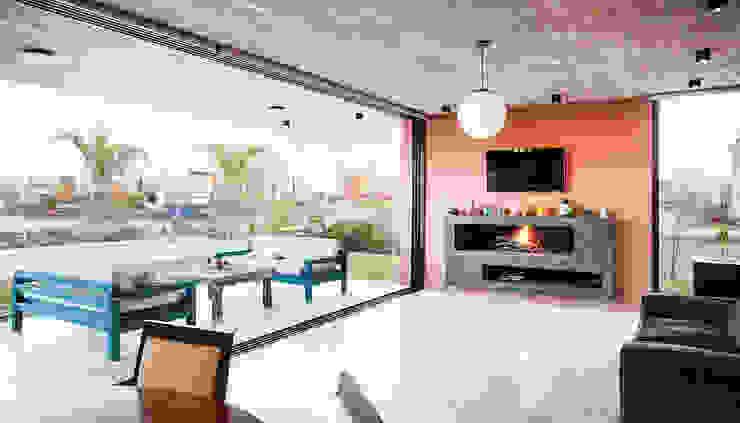 Einfamilienhaus von Speziale Linares arquitectos