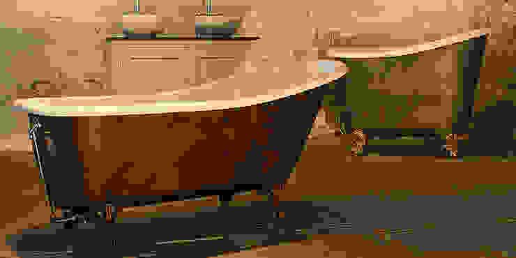 Showroom Landelijke badkamers van Albion Bath Company NL Landelijk