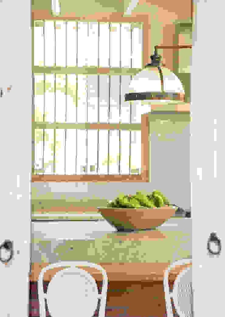 HACIENDA SANTA CRUZ DE PAPARE Cocinas de estilo colonial de Maria Teresa Espinosa Colonial