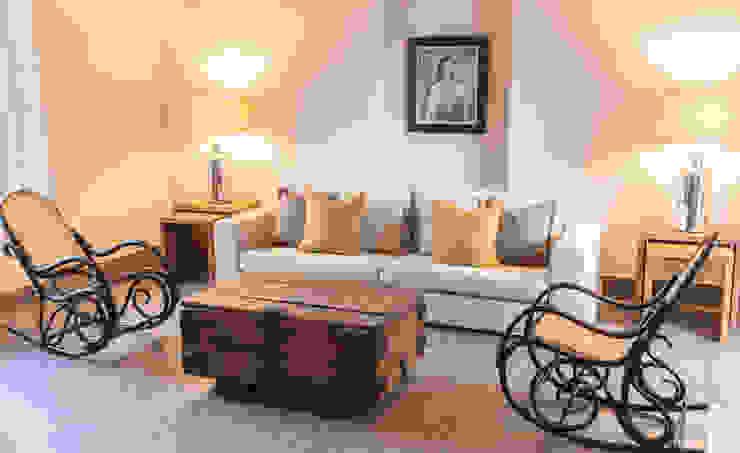 HACIENDA SANTA CRUZ DE PAPARE Habitaciones de estilo colonial de Maria Teresa Espinosa Colonial