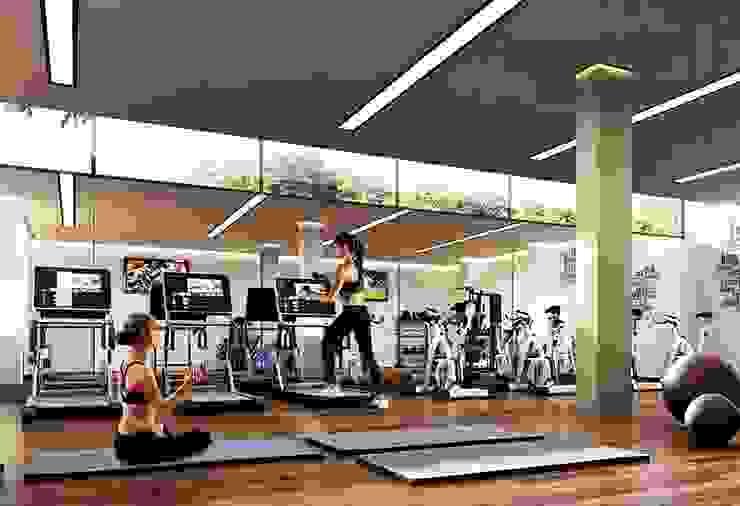 Sevita +studio Modern offices & stores