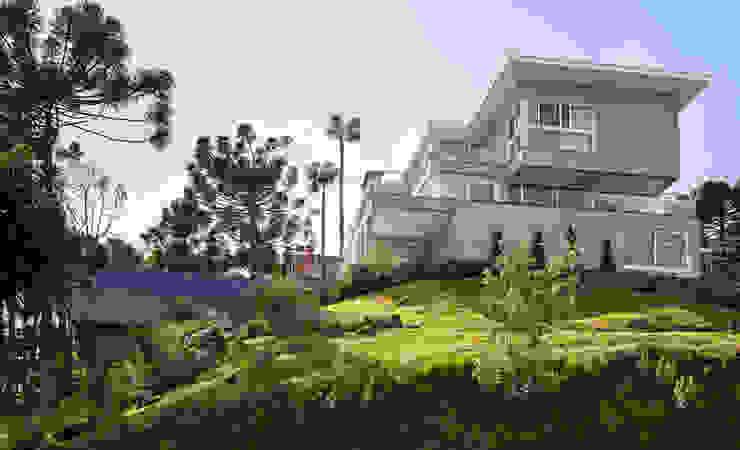 Oleh Maciel e Maira Arquitetos Modern