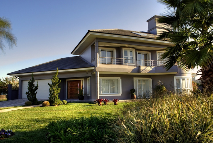 Maciel e Maira Arquitetos Rumah tinggal