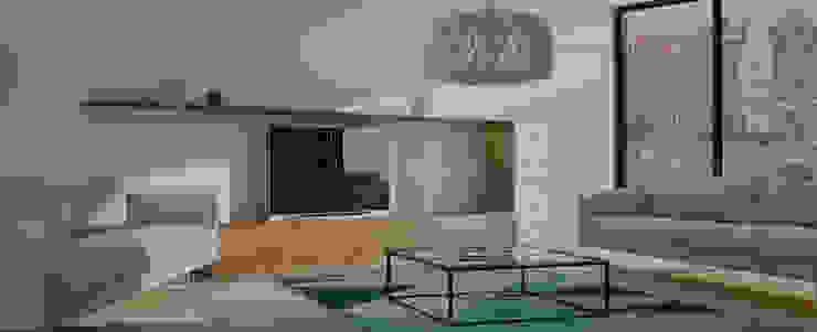 Design Interior: modern  door Invisible Airco BV, Modern