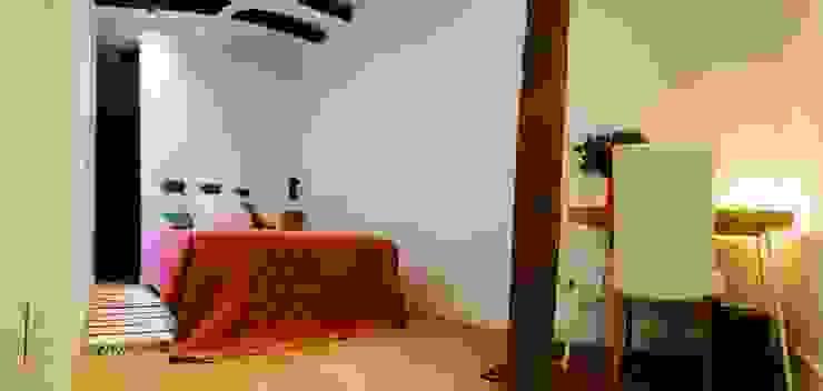 REFORMA INTEGRAL EN MADRID DOMUS NOVA Dormitorios de estilo ecléctico