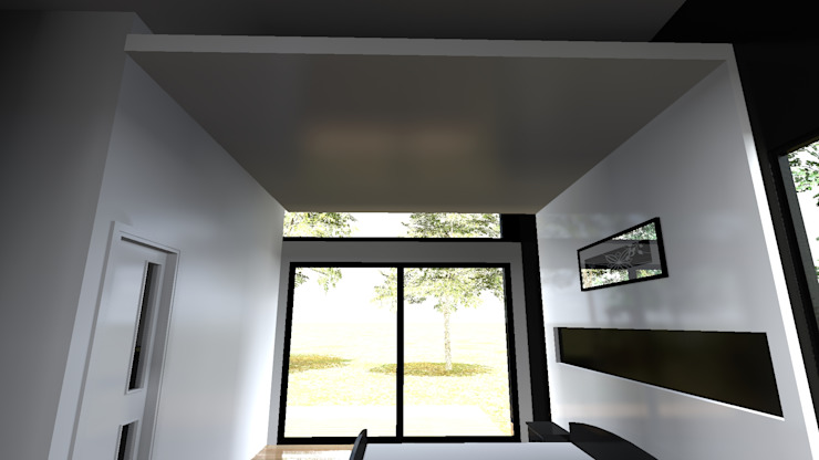Casa A/W Modern Study Room and Home Office by Dakota Austral Modern Wood-Plastic Composite