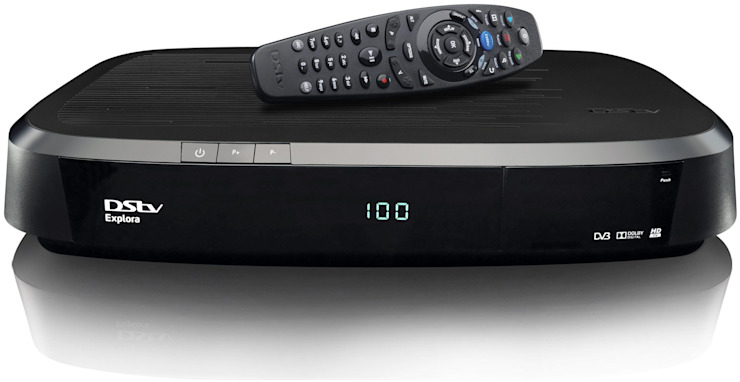 Upgrading to the New Explora Decoder by DStv Installation Durbanville