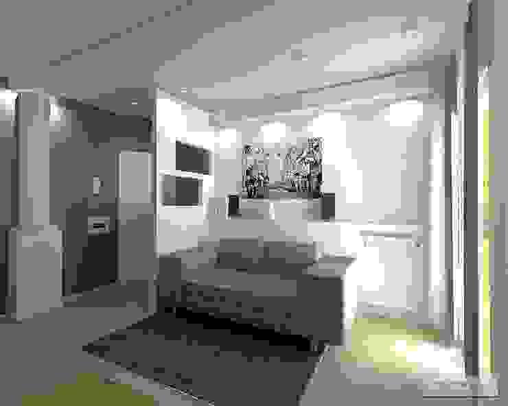 Luca Riccardo - arredatorepertutti.com Modern living room