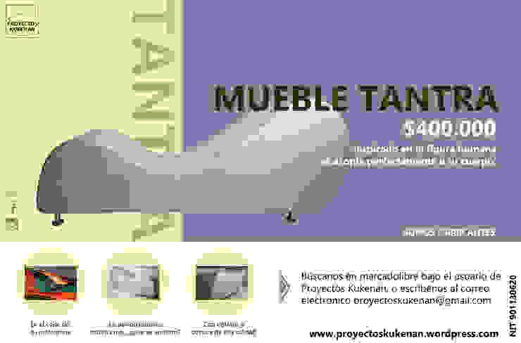 Banner mueble tantra de Proyectos Kukenán SAS Moderno