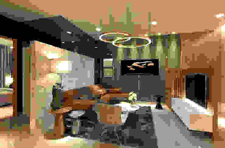 Công Ty TNHH Archifix Design Salas de estilo moderno