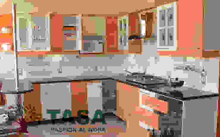 Modern kitchen by homify Modern