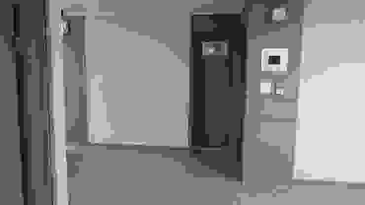 등촌동 현대 아이파크 아파트 스칸디나비아 거실 by DECORIAN 북유럽