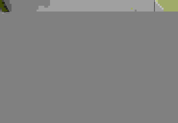 现代客厅設計點子、靈感 & 圖片 根據 (有)中尾英己建築設計事務所 現代風