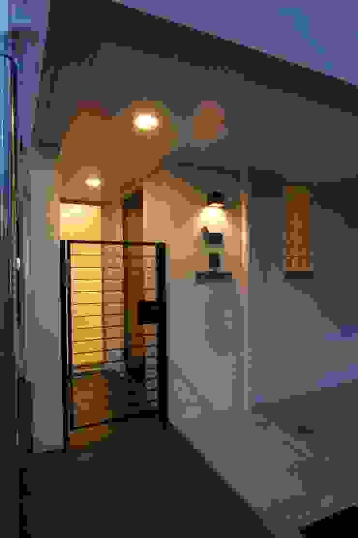 (有)中尾英己建築設計事務所 Pintu