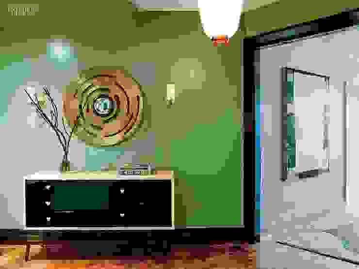 Interiors Modern living room by shritee ashish & associates Modern