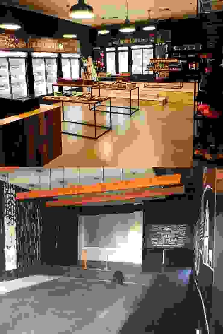 Remodelación tienda de Constructora ANyG