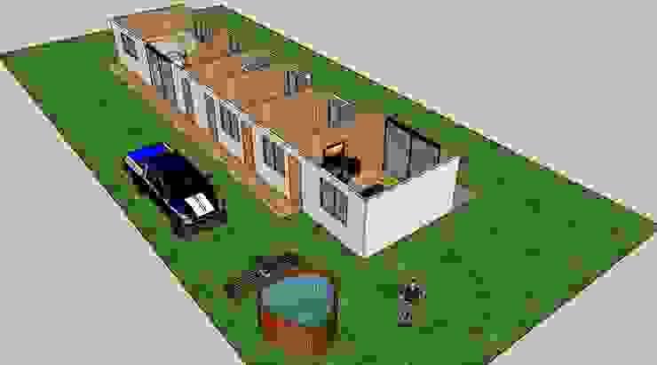 Diseño de espacios vivienda de Constructora ANyG