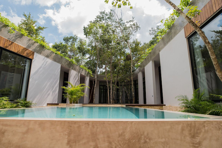 by CO-TA ARQUITECTURA Modern