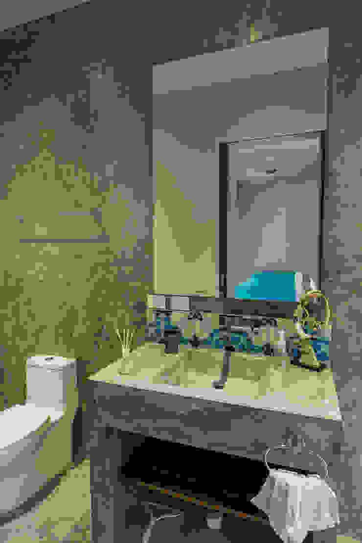 CO-TA ARQUITECTURA 現代浴室設計點子、靈感&圖片