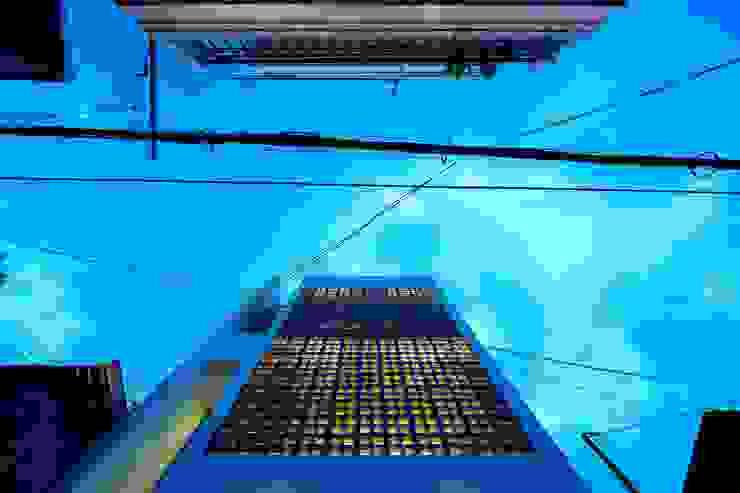 Thiết kế mặt tiền nhà 3 tầng bởi Công ty TNHH Xây Dựng TM – DV Song Phát Hiện đại